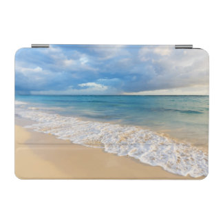 Protection iPad Mini Image pittoresque tropicale de plage