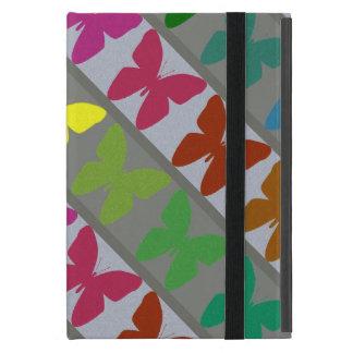Protection iPad Mini Mini couverture de papillon d'ipad coloré de