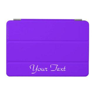 Protection iPad Mini mini couverture d'iPad, pourpre et blanc,