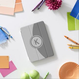 Protection iPad Mini Monogramme gris