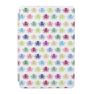 Protection iPad Mini Motif coloré de poulpe