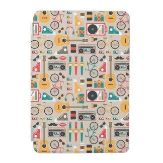 Protection iPad Mini Motif de choses de hippie de Hipsterrific