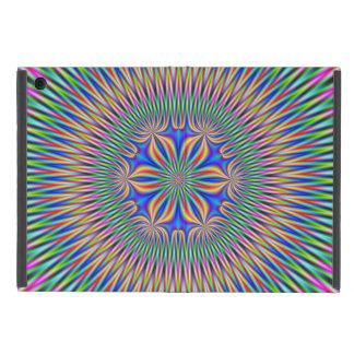 Protection iPad Mini Motif floral en couleurs