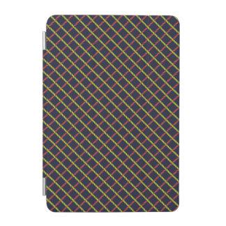 Protection iPad Mini Motif nautique coloré de corde