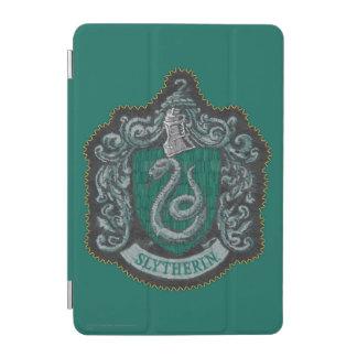 Protection iPad Mini Rétro Slytherin crête puissante de Harry Potter |
