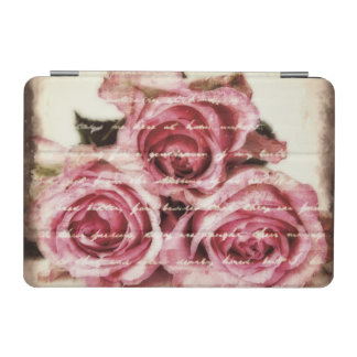 Protection iPad Mini Roses roses vintages