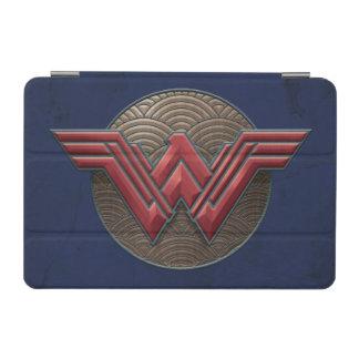 Protection iPad Mini Symbole de femme de merveille au-dessus des