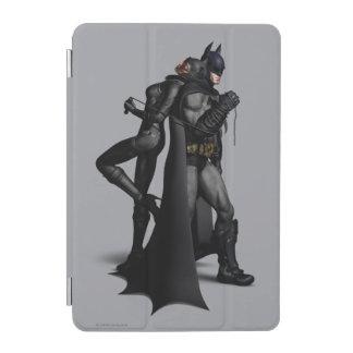 Protection iPad Mini Ville | Batman de Batman Arkham et Catwoman