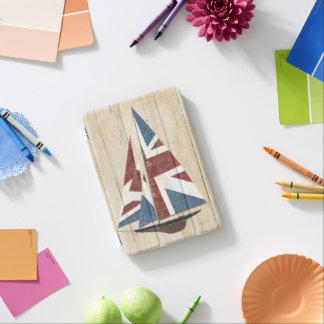 Protection iPad Mini Voilier britannique de drapeau