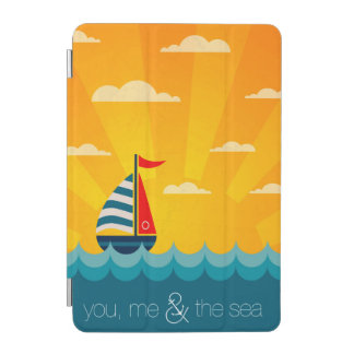 Protection iPad Mini Vous moi et la mer