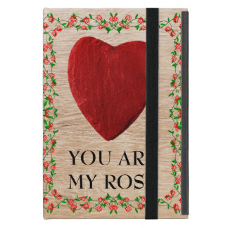 Protection iPad Mini You d'acres my rose