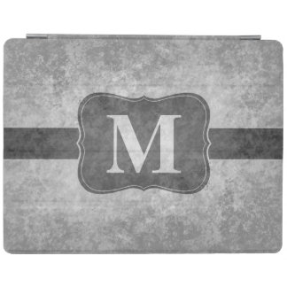 Protection iPad Monogramme gris sale