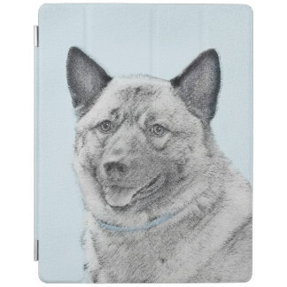 Protection iPad Norvégien Elkhound