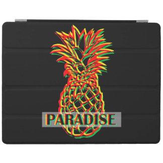 Protection iPad Paradis d'ananas