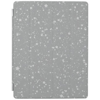 Protection iPad Parties scintillantes Stars4 - Argent