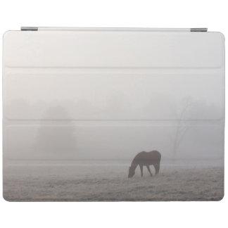 Protection iPad Pâturage brumeux