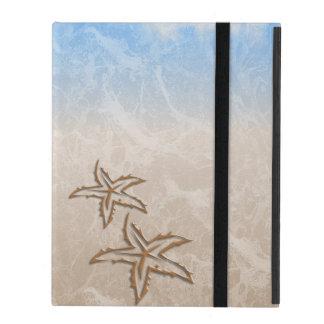 Protection iPad Plage d'étoiles de mer