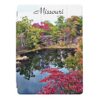Protection iPad Pro Arbres d'automne du Missouri