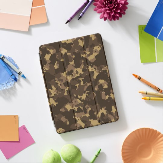 Protection iPad Pro Boue Camo