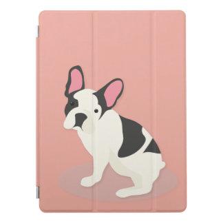 Protection iPad Pro Bouledogue français mignon