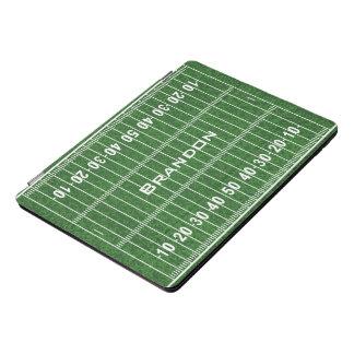 Protection iPad Pro Cover Cas d'iPad de conception de terrain de football