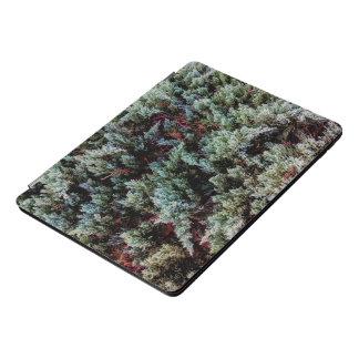 Protection iPad Pro Cover Copie verte de photo de nature d'arbustes