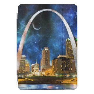 Protection iPad Pro Cover Horizon planant de St Louis