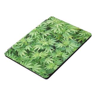 Protection iPad Pro Cover Reggae Rastafari racine Green Nature Love iPad