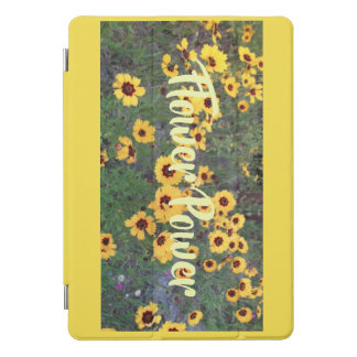 Protection iPad Pro Cover Support de flower power IPad