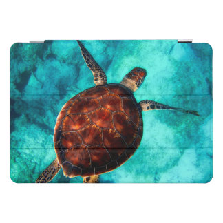 Protection iPad Pro Cover Tortue Honu d'Hawaï