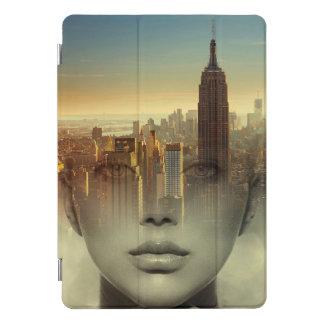 Protection iPad Pro Cover Ville des femmes