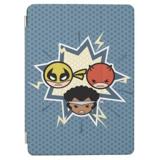 Protection iPad Pro Défenseurs de Kawaii