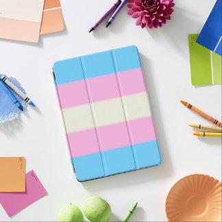 Protection iPad Pro Drapeau de fierté de transsexuel de Falln