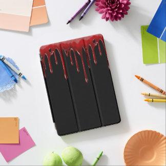 Protection iPad Pro Le sang de Falln s'égoutte le noir