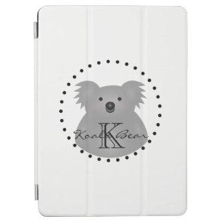 Protection iPad Pro L'ours de koala australien mignon ajoutent votre