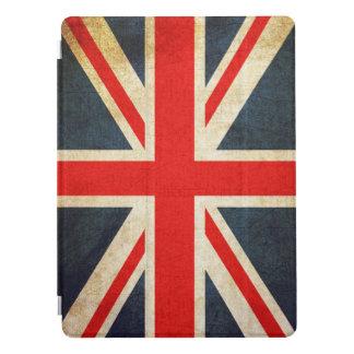 Protection iPad Pro Pro couverture d'Union Jack d'iPad britannique