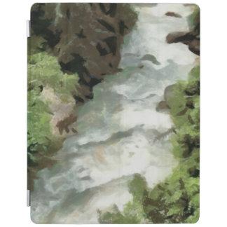 Protection iPad Rivière rapide