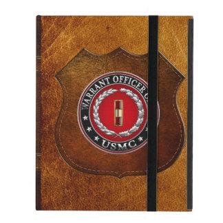 Protection iPad U.S. Marines : Adjudant un (usmc WO-1) [3D]