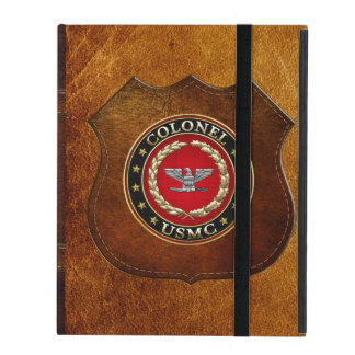 Protection iPad U.S. Marines : Colonel (Col d'usmc) [3D]
