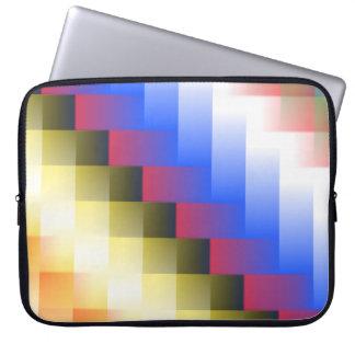 Protection Pour Ordinateur Portable Abstraction de couleur