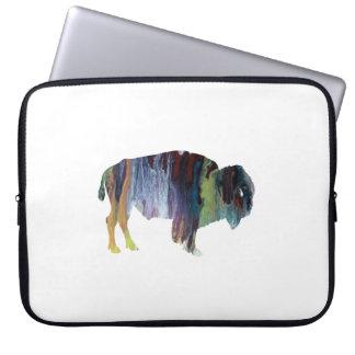Protection Pour Ordinateur Portable Art de bison