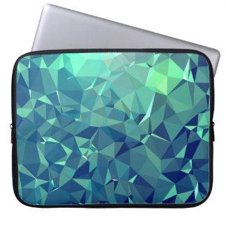 Protection Pour Ordinateur Portable Art élégant et moderne de Geo - glacier magnifique