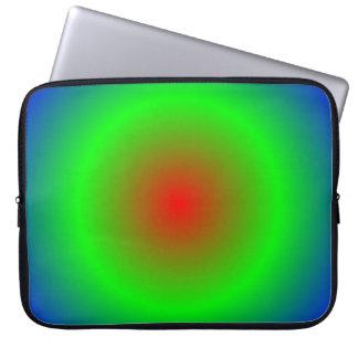 Protection Pour Ordinateur Portable Cercles concentriques #22