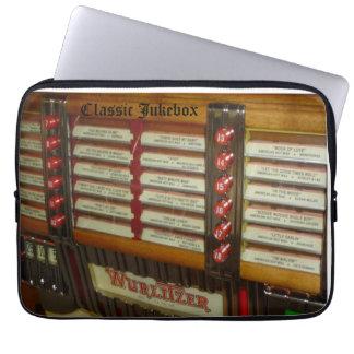 Protection Pour Ordinateur Portable Classique de juke-box