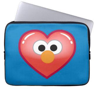 Protection Pour Ordinateur Portable Coeur d'Elmo