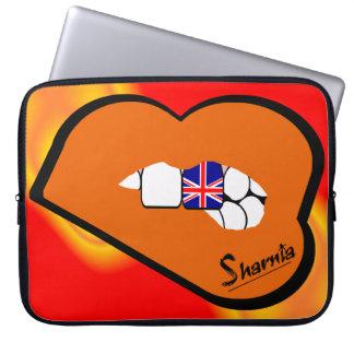 Protection Pour Ordinateur Portable Douille BRITANNIQUE d'ordinateur portable des