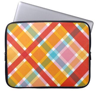 Protection Pour Ordinateur Portable Douille chic d'ordinateur portable de rétro de