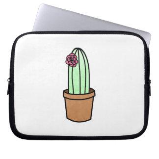 Protection Pour Ordinateur Portable Douille d'ordinateur portable de cactus