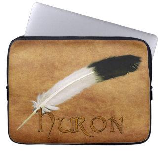 Protection Pour Ordinateur Portable Douille d'ordinateur portable de plume de Natif