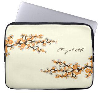 Protection Pour Ordinateur Portable Douille d'ordinateur portable de Sakura de fleurs
